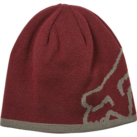 Fox Streamliner Beanie Heren, cranberry